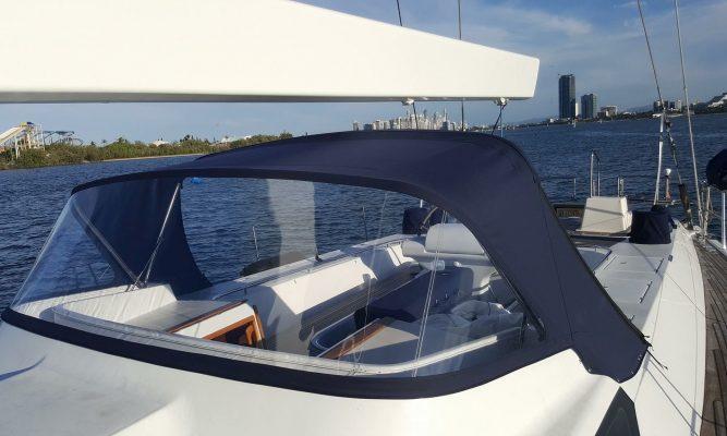 Marine Upholstery | Gold Coast | Biminis & Canopies